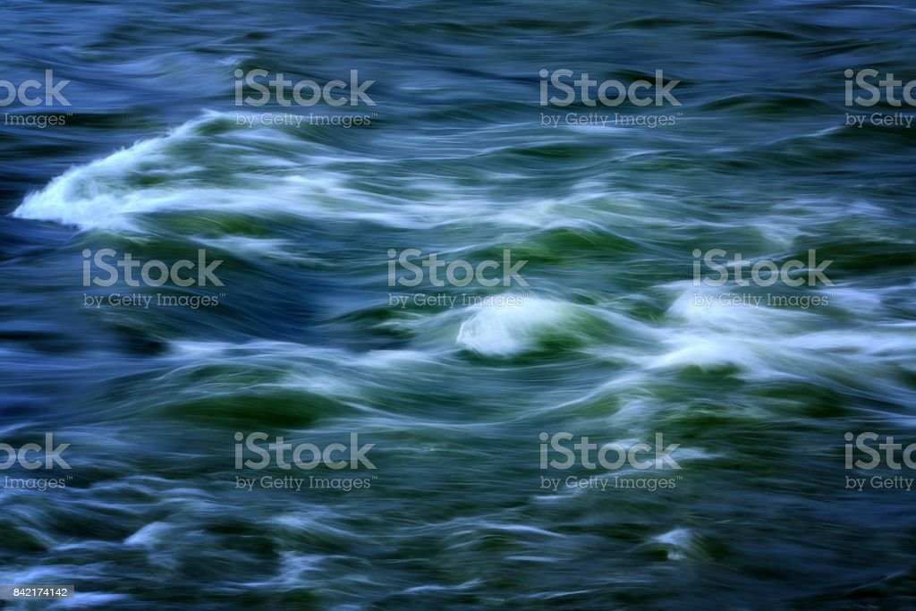 Beauty of water stock photo