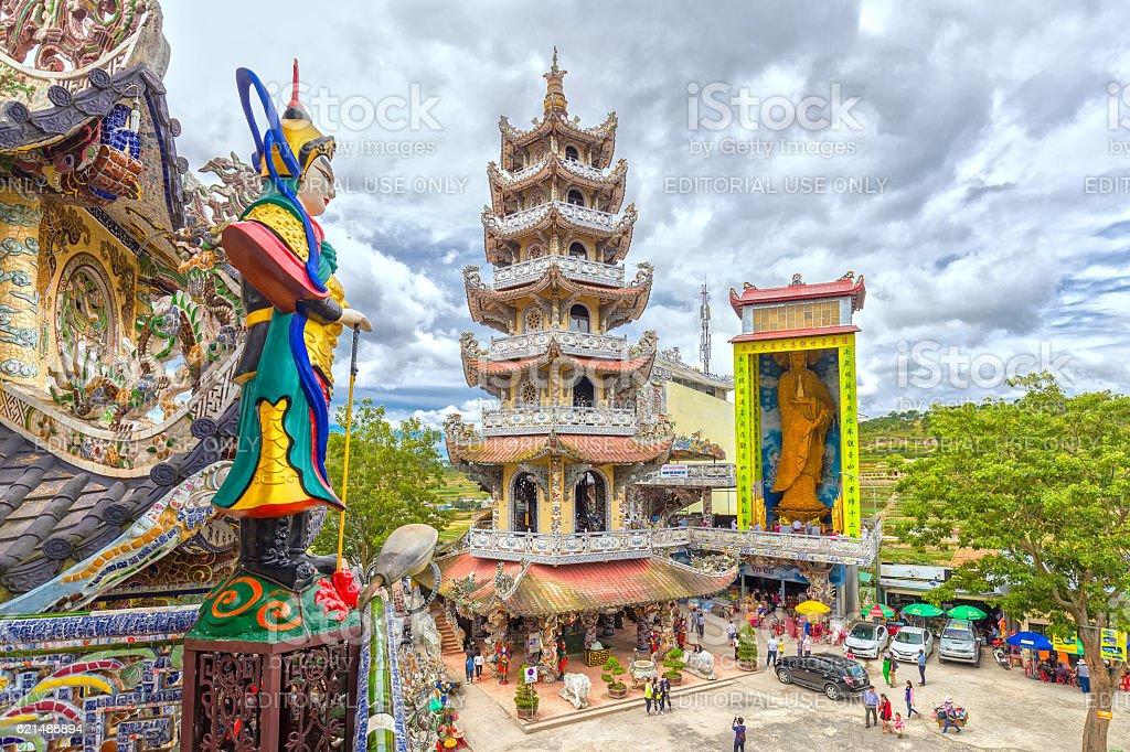 Beauty Pagoda architecture foto stock royalty-free
