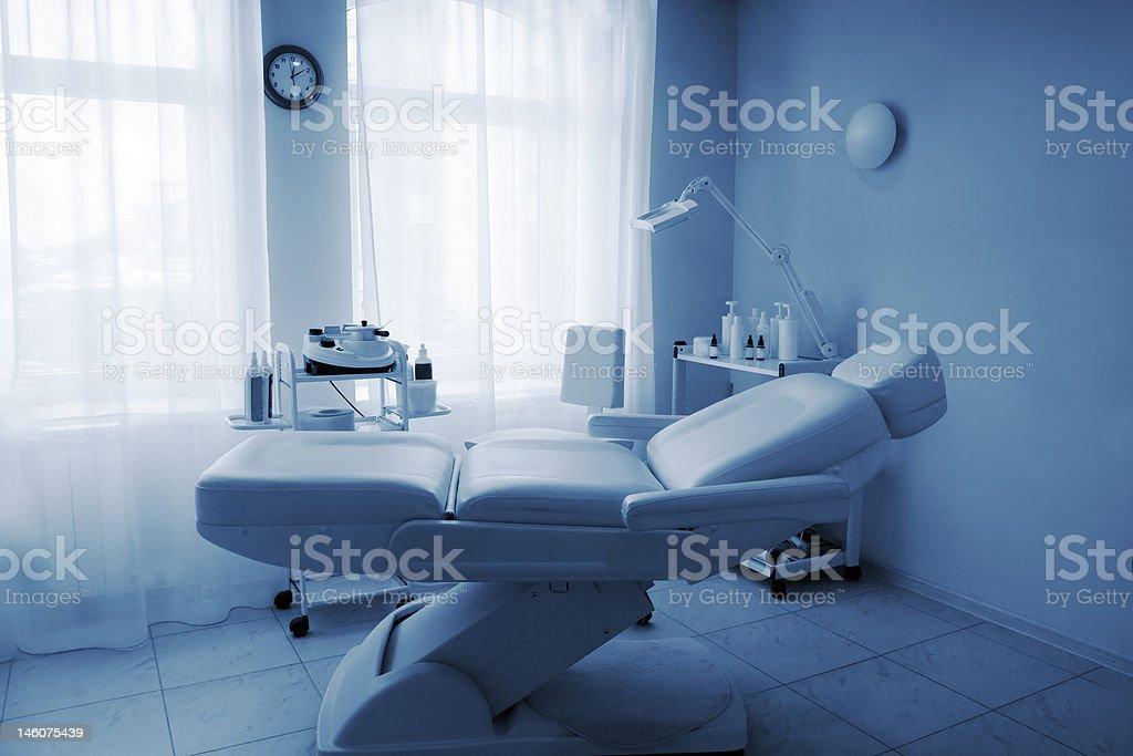 beauty parlour royalty-free stock photo