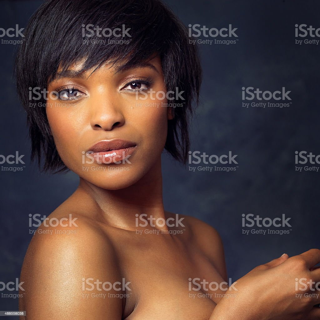Identity Is Beauty For Sickymagazine Com Photography Lobke: Beauty Personified Stock Photo
