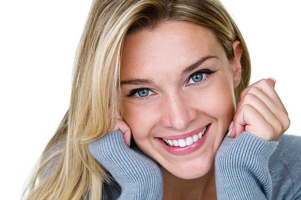 beauty - teeth stock photos and pictures