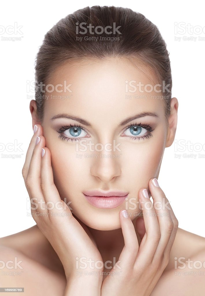 Beauty. royalty-free stock photo