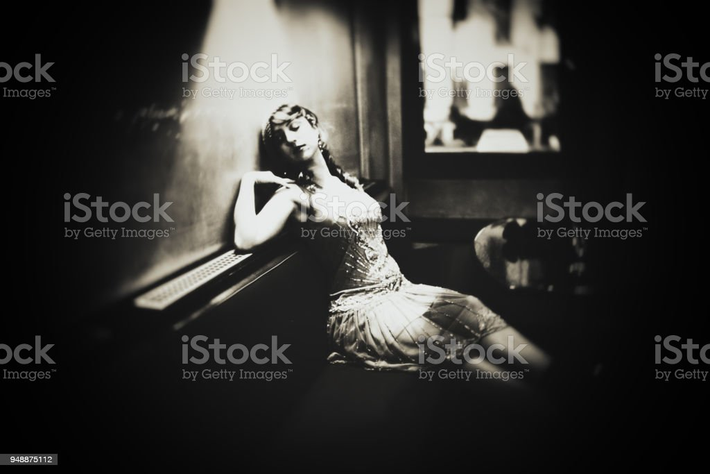 La Belle stock photo