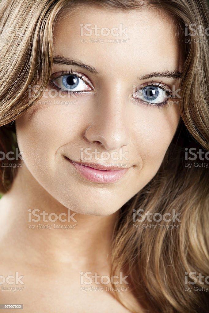 Beauty royalty free stockfoto