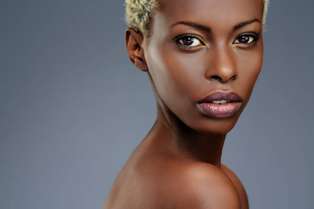Royalty Free Skinny Nude Black Women Pictures, Images And Stock Photos - Istock-3099