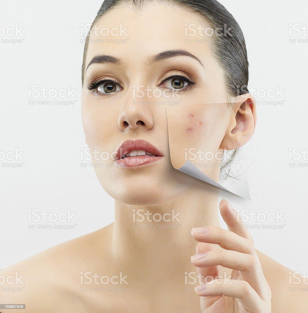 beauty portrait - Royalty-free 20-29 Years Stock Photo