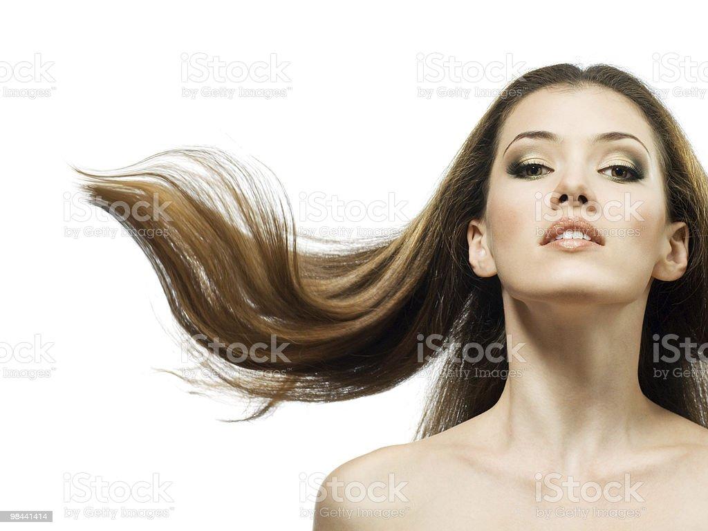 Ritratto di bellezza foto stock royalty-free