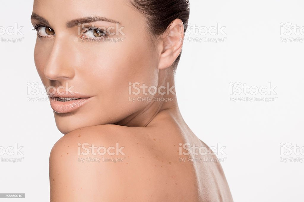 Beauty Portrait   Young Attractive  Dynamic women  Unique lifestyles  Original looks royalty-free stock photo