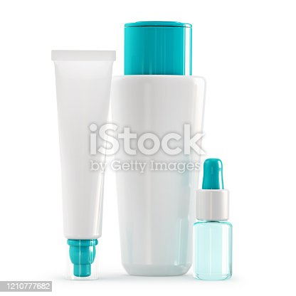 Cosmetics Bottle, Moisturizer, Suntan Lotion, Cream - Dairy Product, Container