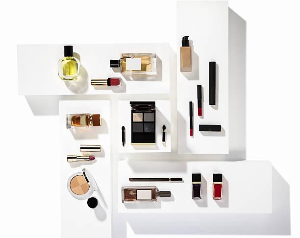 produits de beauté - maquillage et cosmétiques photos et images de collection