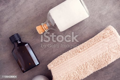 824824368 istock photo SPA beauty products still life 1159408904