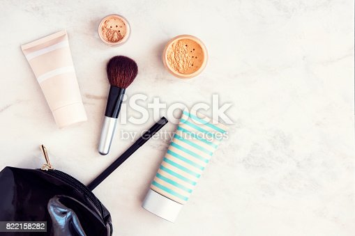 istock Beauty products still life 822158282
