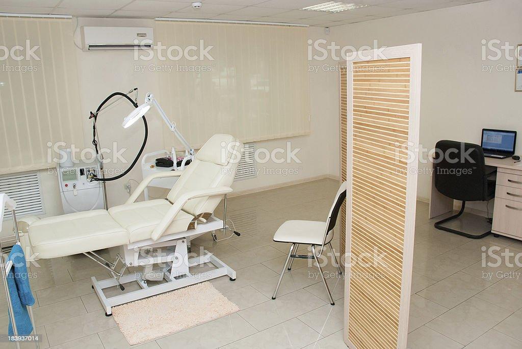 beauty salon royalty-free stock photo