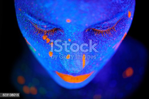 istock Beauty shines brightest in the dark 523138015