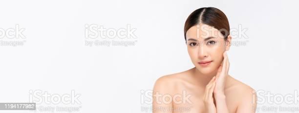 Beauty shot of beautiful bright skin asian woman on white banner picture id1194177982?b=1&k=6&m=1194177982&s=612x612&h=l0kzzkkovddrt5jfgo5kn8ozip1y5triiyamktzhdjo=