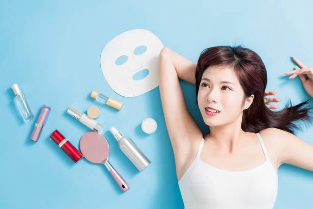 Beauty Skin care concept stock photo