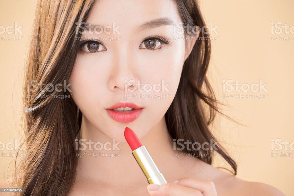 Schönheit Hautpflege Frau – Foto