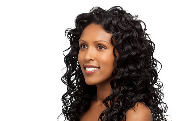 sexy smile ethiopian girl