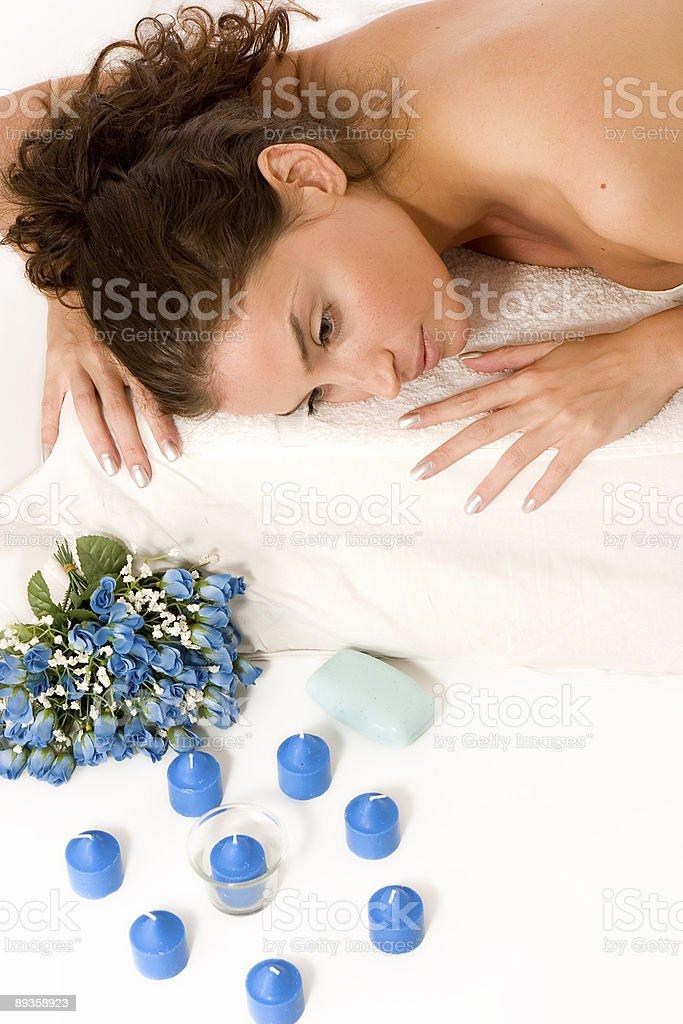 Piękno & Spa zbiór zdjęć royalty-free