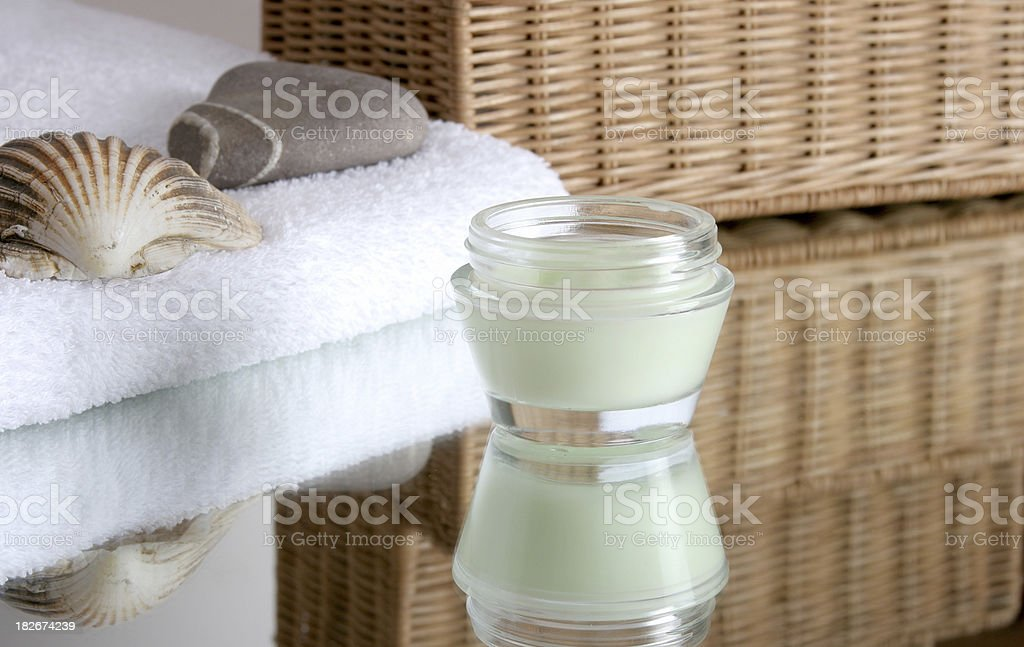 beauty therapy royalty-free stock photo