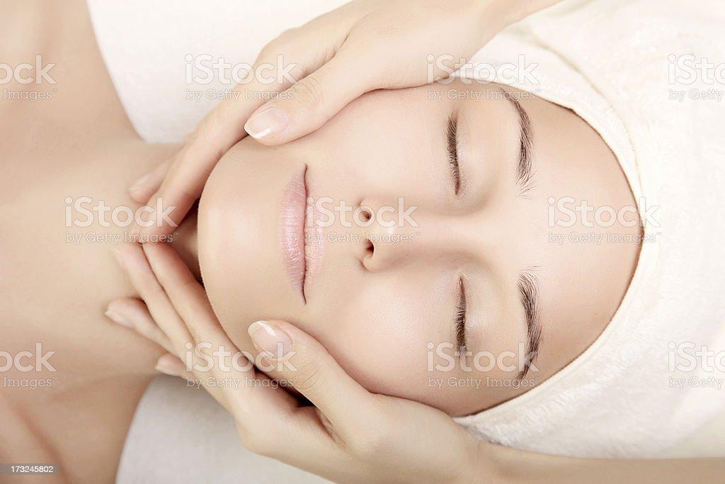 Zabieg kosmetyczny – zdjęcie