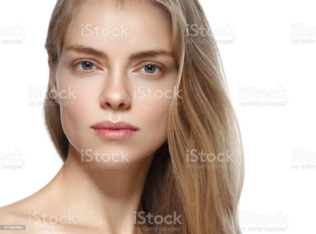 Photo Libre De Droit De Visage De Femme Beauté Portrait