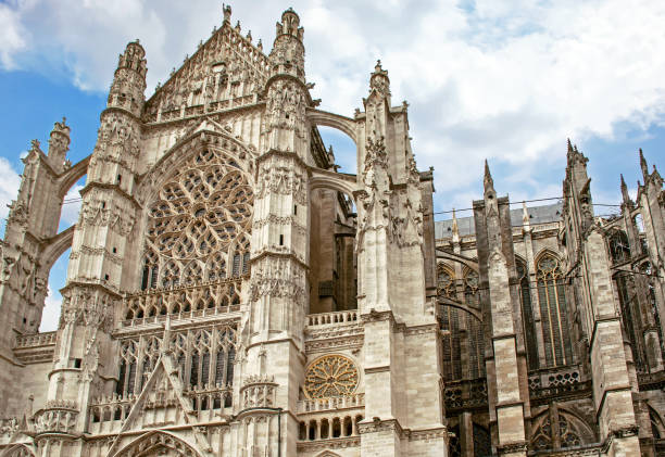 Saint Pierre Cathedral, Beauvais - Top 7 Most Beautiful Cathedrals