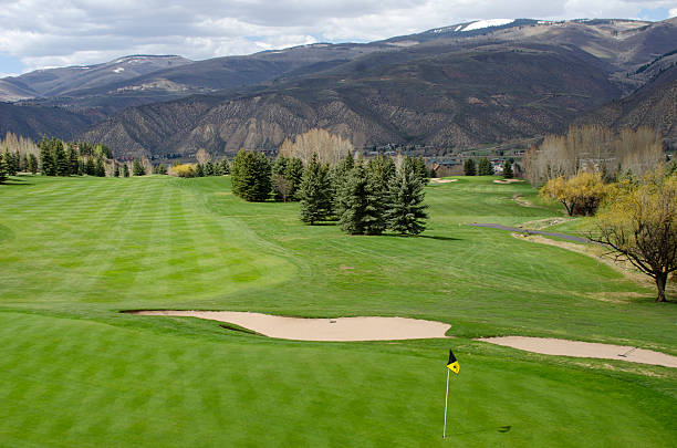 Beaver Creek Golf Course in Spring