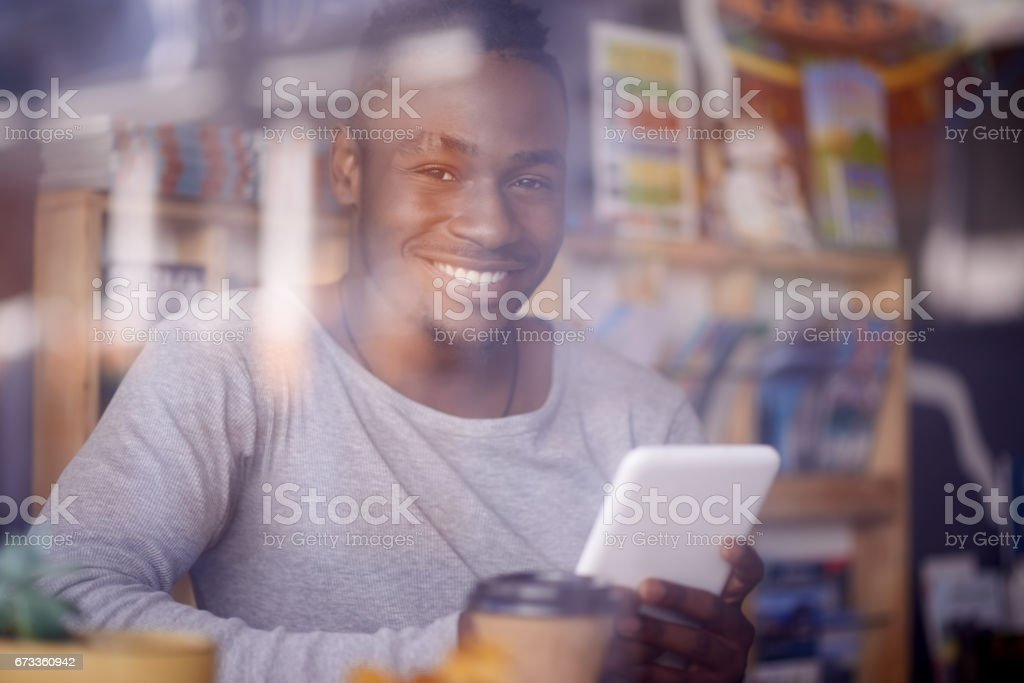 "I became incapable of saying ""I don't know"" stock photo"