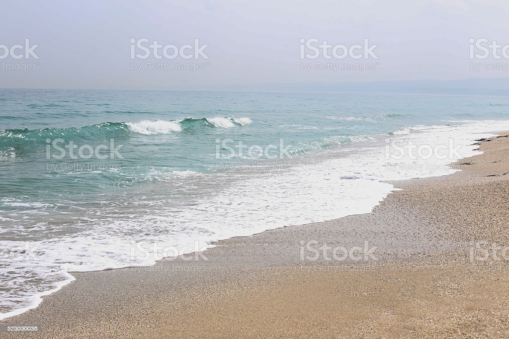 Bech stock photo