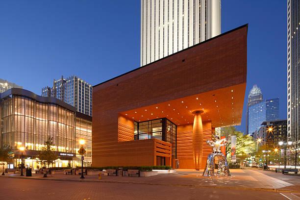 Bechtler Museum of Modern Art stock photo