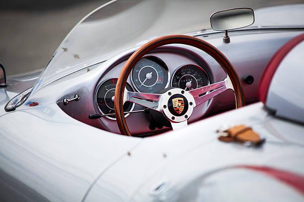 Beck Porsche 550 Spyder stock photo