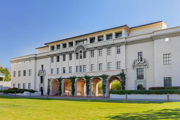 Beckman Institute stock photo