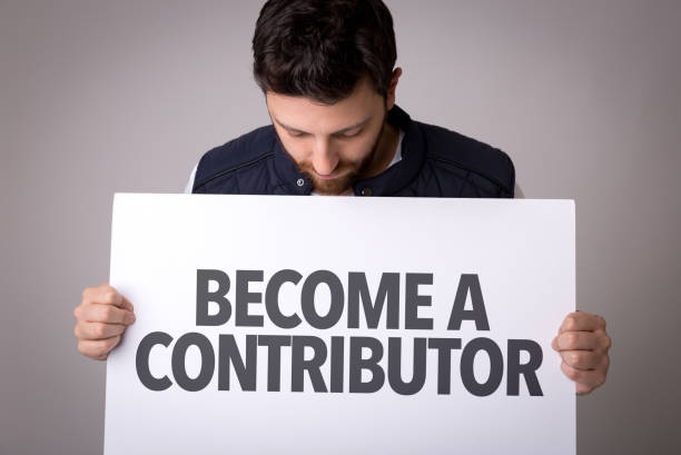 become a contributor - contributor stock pictures, royalty-free photos & images