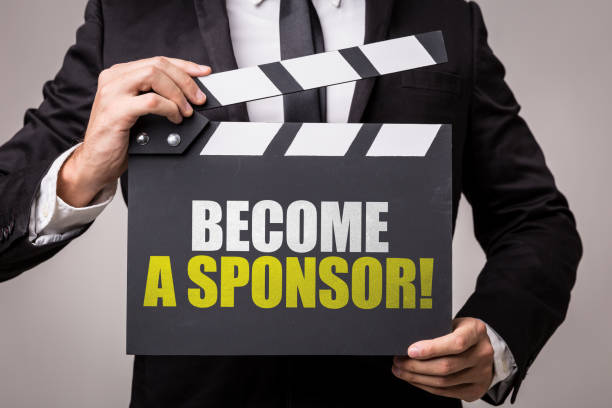 become a sponsor - contributor stock pictures, royalty-free photos & images