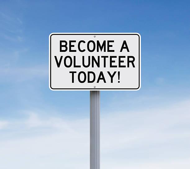 ein freiwilliger heute - einladungskarten kostenlos stock-fotos und bilder