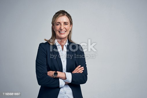 981750034istockphoto Becoming an entrepreneur requires lots of confidence 1165681697