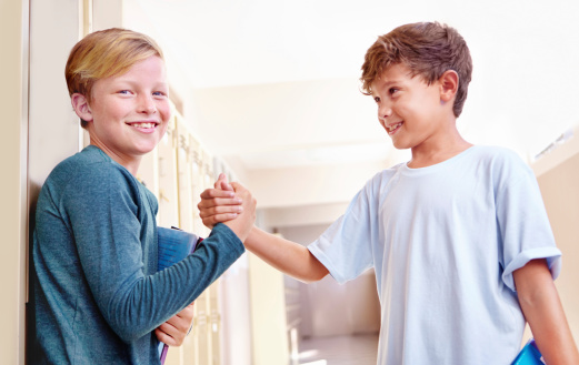 Becoming The Best Of Friends Stock Photo - Download Image Now