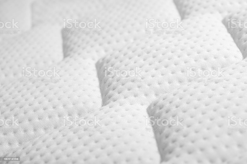 Bed Mattress royalty-free stock photo