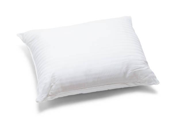 bed pillow - подушка стоковые фото и изображения