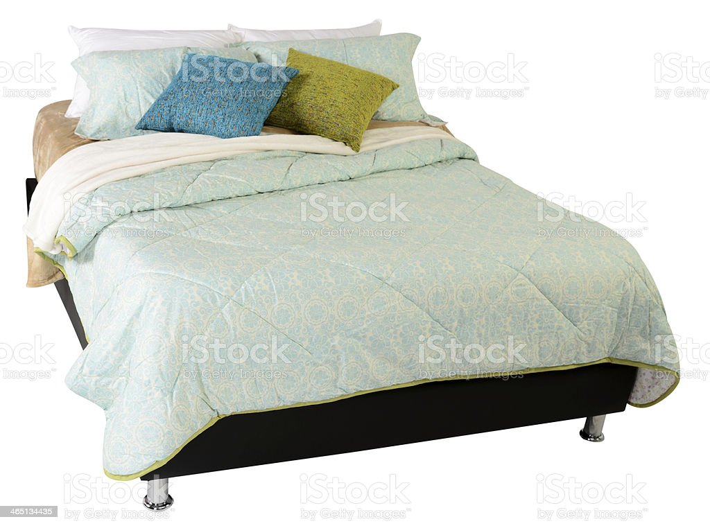 Bed. Series, see more... stock photo