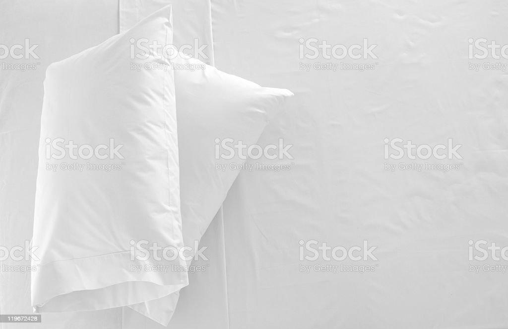 Bedding. royalty-free stock photo