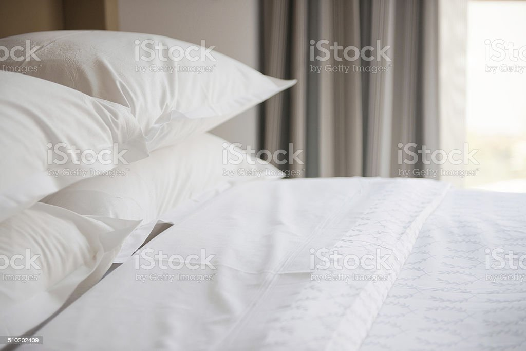 Beddings stock photo