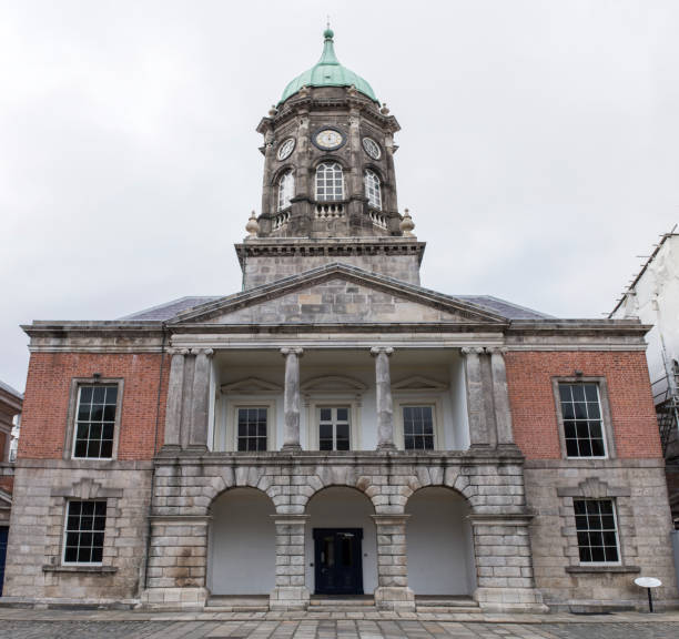 Bedford Tower at the Dublin Castle, Irland – Foto