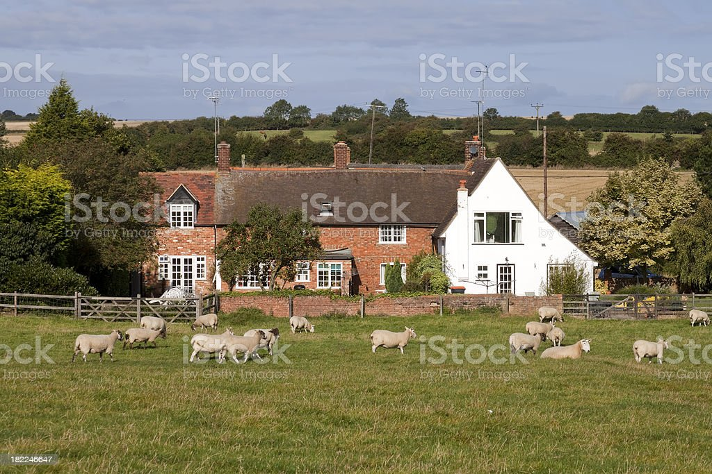 bedfordshire stock photo