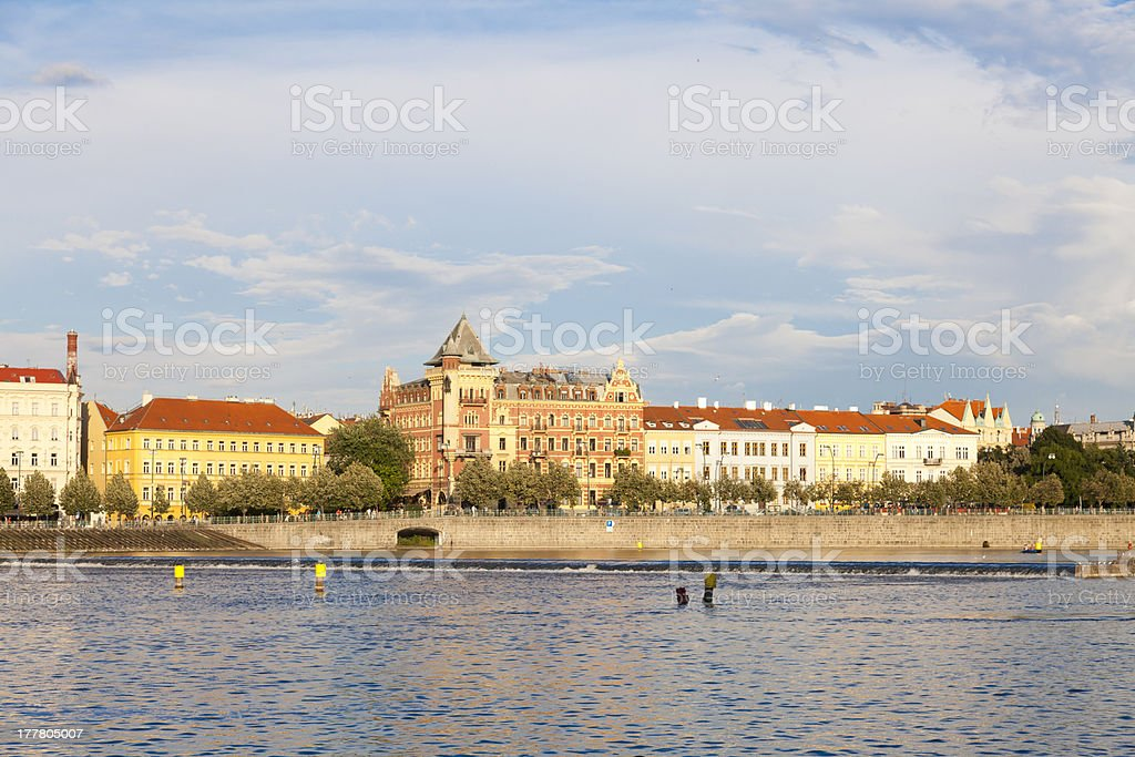 Bedricha Smetana Museum royalty-free stock photo