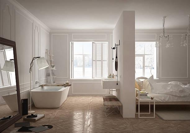 Schlafzimmer Bad - Bilder und Stockfotos - iStock