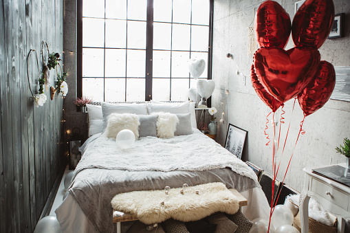 Bedroom for love