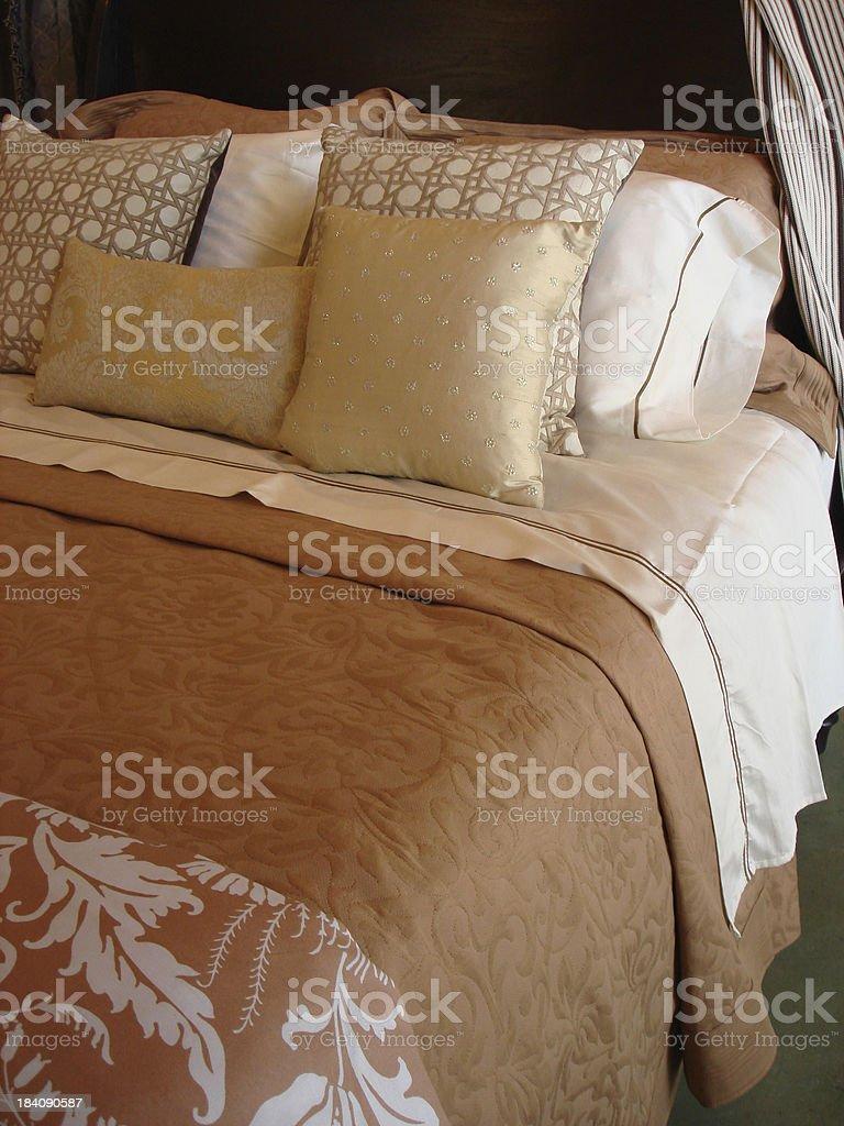 Bedroom III royalty-free stock photo