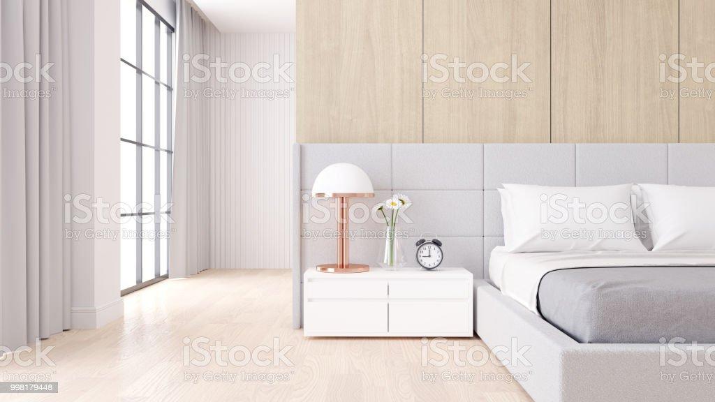 Bedroom Interior Dssign With Modern Minimalist Stylecozy ...